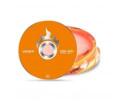 Диск Videx CD-R 700 Mb 52x Bulk 10 pcs (VCD-R b10)
