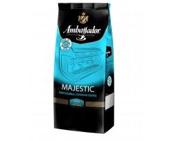 Кава в зернах Ambassador Majestic, пакет 1000 г, (PL) (am.52088)