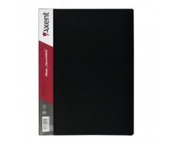 Дисплей-книга Axent 10 файлів, А4, РР, чорна (1010-01-a)