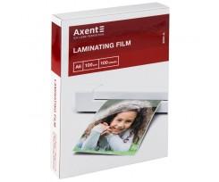 Плівка для ламінування Axent A6 111x154 мм 100 мкм 100 штук (2060-a)