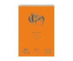Альбом для ескізів Smiltainis Authentic А3 mixed media 30 аркушів 200 г/м2 білий (3MIXB-30TS)