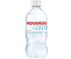 "Вода мінеральна негазована ""Моршинська"" 0,33л. (М2874)"