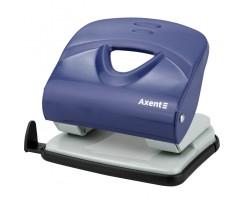 Діркопробивач Axent Exakt-2 металевий, 30 аркушів, синій (3930-02-A)