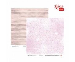 Папір для скрапбукінгу ROSA TALENT Emotion & Romance 6 двостороння 308х308 мм 200 г/м2 (5316057)