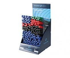 Дисплей 190 ручок кулькових SCHNEIDER TOPS (140* TOPS 505 M, 50* TOPS 505 F)