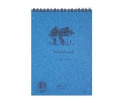 Альбом для акварелі А5 SMILTAINIS AUTHENTI 20 аркушів 280 г/м2 (5AB-20TS)