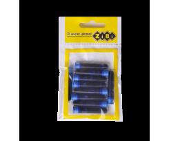 Капсули з чорнилом ZiB до перової ручки 10 штук синій (ZB.2274-01-10)