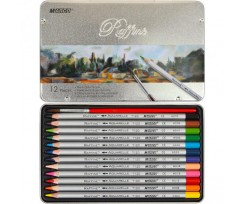 Набір з 12-ти олівців Marco 3.2 мм асорті (7120-12TN)