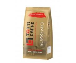 Кава в зернах TOTTI Cafe SUPREMO, пакет 1000 г (tt.52212)