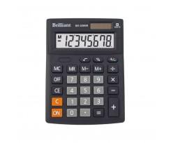Калькулятор Brilliant BS-208NR 8 розрядів (BS-208NR)