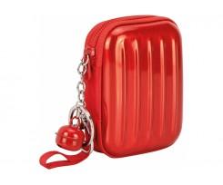 Брелок-гаманець Cool For School 9.5x4x7 см з дзвіночком червоний (CF86950)