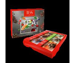 Набір чаю Теss 60 пакетиків 6 сортів по 10 штук асорті (prpt.105105)