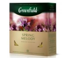 Чай Greenfield Spring Melody чорний 1.5 г 100 штук пакетований (gf.106332)