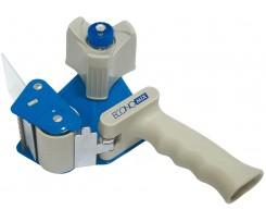 Диспенсер Economix 50 мм, голубий з сірим (E40701)