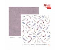 Папір для скрапбукінгу ROSA TALENT Emotion & Romance 5 двостороння 308х308 мм 200 г/м2 (5316056)