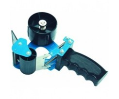 Диспенсер Economix для пакувальної клейкої стрічки 72 мм блакитний (E40703)