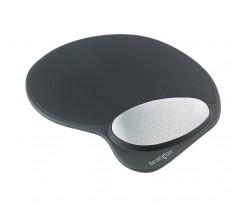 Килимок для миші Kensington ErgoSoft Wrist Rest 255х215х30 мм чорний (62404)