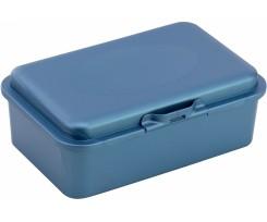 Ланч-бокс Economix Snack 16.8х11.1х6.5 см синій металік (E98381)