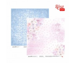 Папір для скрапбукінгу ROSA TALENT Emotion & Romance 4 двостороння 308х308 мм 200 г/м2 (5316055)
