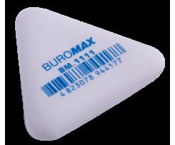 Гумка Buromax 37x37x9 мм, 1шт, каучук (BM.1111)