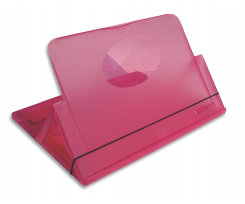 Підставка-кейс Leggi COMODO PORTA BOOK STANDART, 37х27,5х3см., рожевий (lg.10012-10)