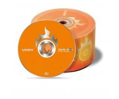 Диск Videx DVD+R 4.7Gb 16x Bulk 10 pcs (VDVD+R b10)