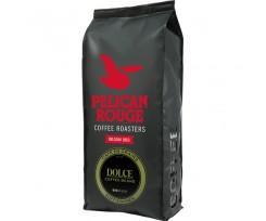 Кава в зернах Pelican Dolce, пакет, 1000 г (ПЧС0900)