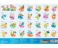 Килимок Cool For School English Alphabet (CF61480-03)