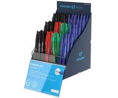 """Дисплей Schneider """"SUPRIMO"""", 80 ручок, кулькові, автоматичні (S304282)"""