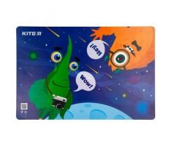 Підкладка настільна Kite Jolliers, 42,5x29см, PP (K19-207)