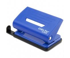 Діркопробивач Axent Delta до 10 аркушів металевий синій (D3610-02)