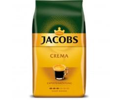 Кава в зернах Jacobs Crema 1000 г пакет (prpj.39217)
