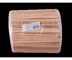 Мішалка BuroClean дерев'яна 14 см 800 штук бежевий (1080232)