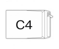 Конверт DK C4 90 г/м2 білий (КУ4040_100)