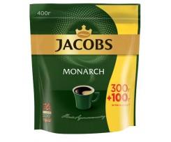 Кава Jacobs Monarch розчинна 400 г пакет (prpj.90854)