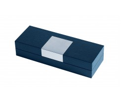 Коробка подарункова Cabinet до ручки, картон, синій (O51301-02)