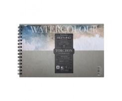 Альбом для акварелі на пружині Fabriano Watercolor А 12 аркушів 300 г/м2 (19100279)