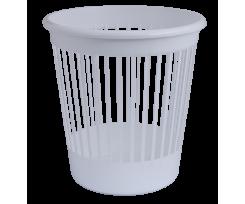 Корзина для паперу Buromax 10 литрів біла (82062)