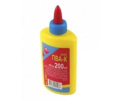 Клей Klerk ПВА 200 мл ковпачок-дозатор (Я10616_KL1220)