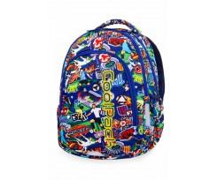 Шкільний рюкзак CoolPack Prime 31x41x15 см 23 л асорті (B25036)