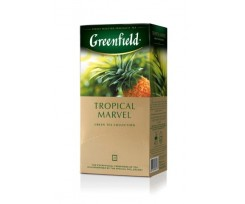 "Чай зелений GREENFIELD ""Tropical Marvel"" 1.5г*25 шт. (gf.106137)"