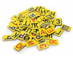 Набір магнітних літер Economix українська абетка (E61485)