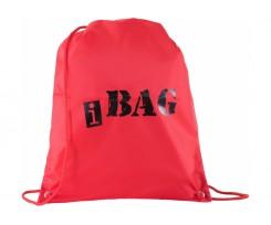 """Сумка для взуття """"iBag"""", червона"""