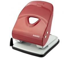 Діркопробивач Axent Exakt-2 до 40 аркушів металевий червоний (3940-06-A)