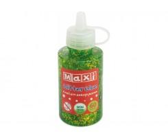 Клей Maxi для декорування 60 мл зелений (MX61744)