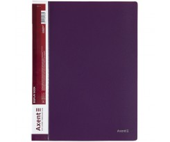 Дисплей книга Axent з 30 файлів A4 поліпропілен сливова (1030-11-A)