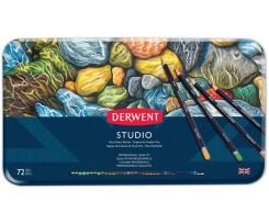 Набір кольорових олівців Derwent Studio, 72 кол., (32201)