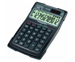 Калькулятор Citizen, бухгалтерський водонепроникний, 12 розрядний (WR-3000)