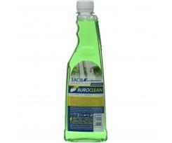Засіб для миття скла Buroclean запасний 500 мл зелене яблуко (10700602)