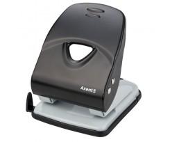 Діркопробивач Axent Exakt-2 до 40 аркушів металевий чорний (3940-01-A)